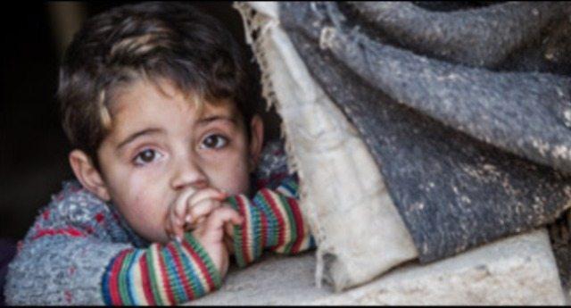 """""""Dirò cosa mi hanno fatto a Dio. Gli dirò tutto"""" le ultime strazianti parole di un bambino Siriano…"""