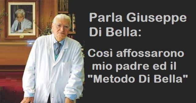 """Parla Luigi Di Bella: Così affossarono il mio padre ed il """"Metodo Di Bella"""""""