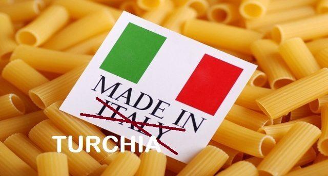 """Vergogna – La Cassazione conferma maxi sequestro (un milione di chili) di spaghetti di un notissimo marchio per violazione delle norme sul """"made in Italy"""" …ingannavano la Gente, ma il prodotto era 100% Turco!!"""