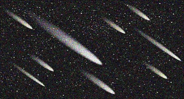 Una incredibile pioggia di meteoriti illuminerà il cielo d'agosto. Un evento rarissimo che si ripeterà solo tra 96 anni!