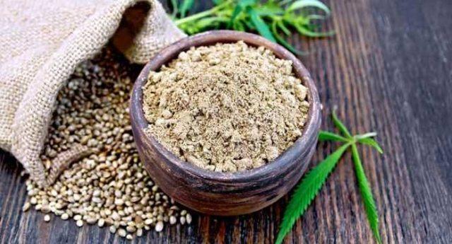 La farina di Canapa: ricca di proteine e fibre e senza glutine – un vero portento per la nostra salute!