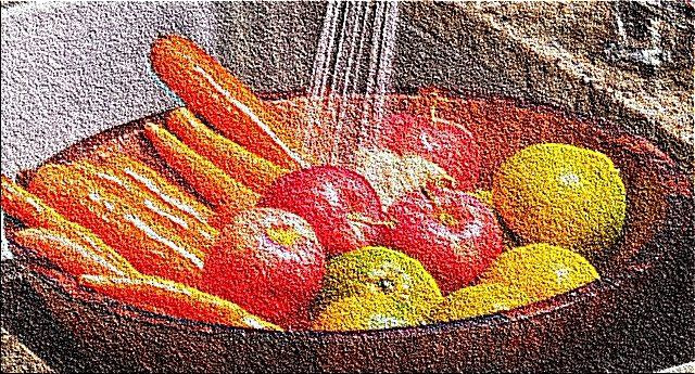 Vuoi eliminare i pesticidi su frutta e verdura? La ricetta è semplice ed economica: il bicarbonato. Ne elimina il 96%…!