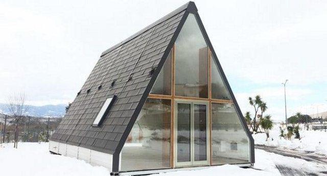 MADi, la casa prefabbricata in legno – Ecologica ed a prova di terremoto