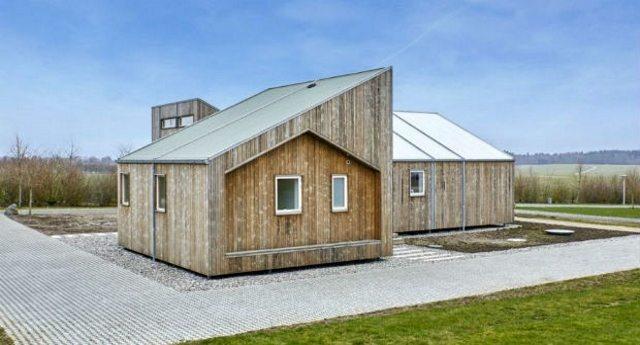 …E la Norvegia inaugura la prima casa biologica del mondo – Avrà impatto zero sull'ambiente.