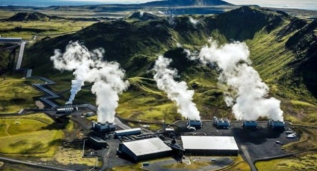 Co2: in Islanda il primo impianto negative emission…!