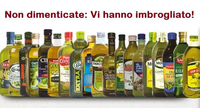 Primarie marche ci hanno venduto falso olio extravergine – Il Tar del Lazio annulla la multa alla Lidl, ma Voi, quando andate a fare la spesa, non dimenticate chi Vi ha improgliato!