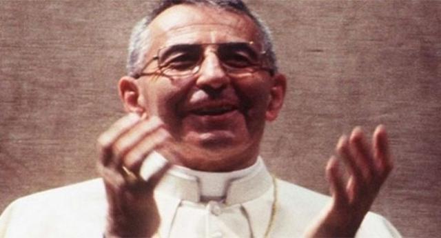Papa Luciani – Il Papa che esattamente 40 anni fa, il 28 settembre 1978, fu ucciso perchè voleva distribuire la ricchezza del Vaticano ai poveri: ecco la verità…!