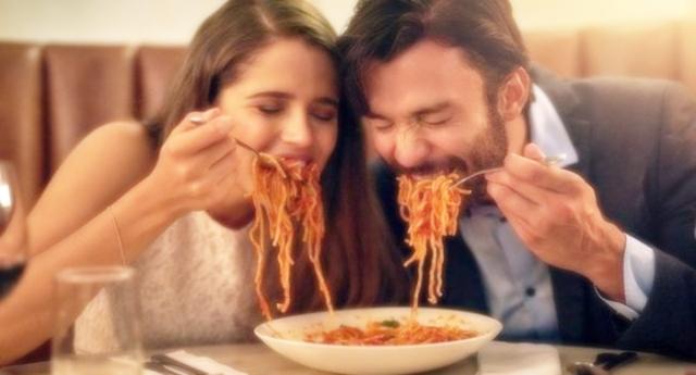 La rivincita della pasta: non fa ingrassare e rende felici…!
