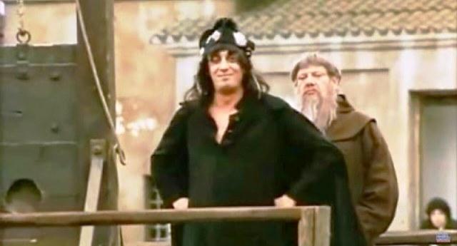 """Da Il marchese del Grillo – Il fantastico monologo di Don Bastiano davanti al patibolo… """"Ma soprattutto, posso perdonare a voi, figli miei, che non siete padroni di un cazzo!"""""""