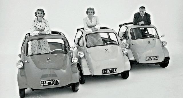 """Amarcord – Iso Isetta: la """"Smart"""" tutta italiana che salvò la BMW"""