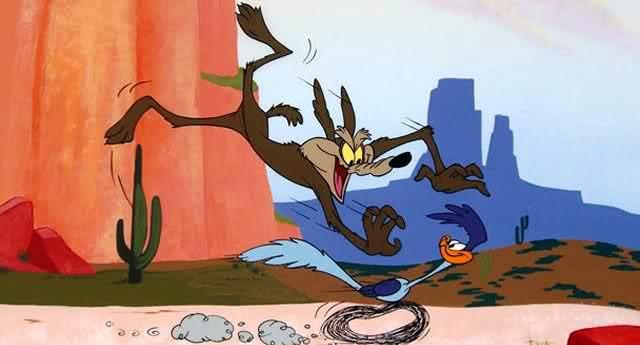 Attenzione. È il grande giorno – il video che sin da bambini abbiamo sempre sognato di vedere: Willy Coyote cattura Beep-Beep…!