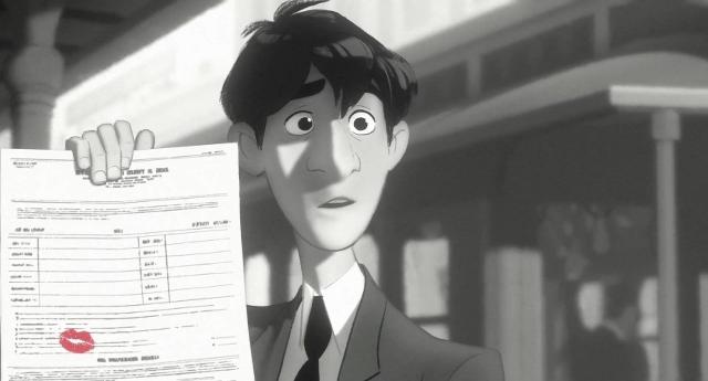 Paperman – Godetevi questo breve cartone di Walt Disney vincitore dell'Oscar come miglior cortometraggio d'animazione nel 2012 …E diteci se non è un vero piccolo capolavoro. STUPENDO…!