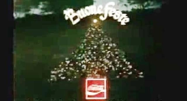 Amarcord – Il fantastico spot di Natale anni '80 di Coca Cola…