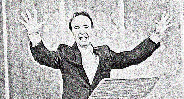 """""""Ci dobbiamo affrettare, affrettiamoci ad amare"""" – Il fantastico monologo di Roberto Benigni su amore e felicità"""