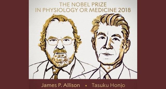 """I Nobel per la Medicina Tasuku Honjo e James P. Allison: """"Entro il 2050 il cancro sarà sconfitto grazie all'immunoterapia"""""""