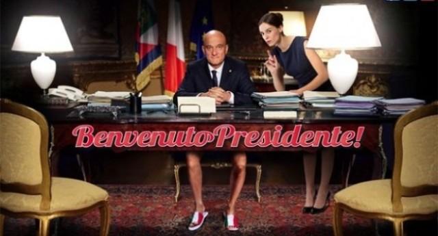 """Claudio Bisio in """"Benvenuto Presidente"""" – Il fantastico discorso finale…"""