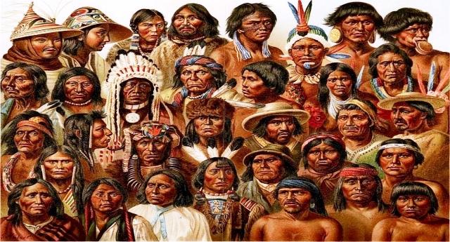 """Amarcord – Indiani d'America: dal genocidio alla discriminazione razziale – il 31 GENNAIO 1876 nascono le """"riserve"""", veri e propri campi di concentramento ideati allo scopo di portare a termine il genocidio dei Nativi… Hitler poi non dovette fare altro che ispirarsi agli americani…"""
