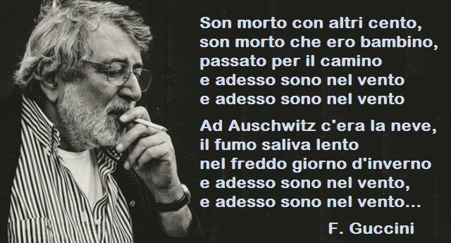 """Francesco Guccini – Auschwitz, la struggente """"Canzone del bambino nel vento"""""""