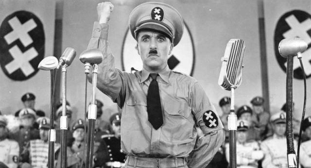 Discorso all'Umanità – Il fantastico monologo di Charlie Chaplin in Il Grande Dittatore
