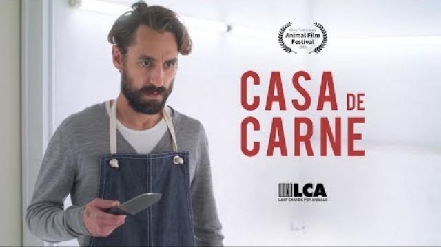 """""""Casa de carne"""", il divertente cortometraggio che spiega il paradosso della carne"""