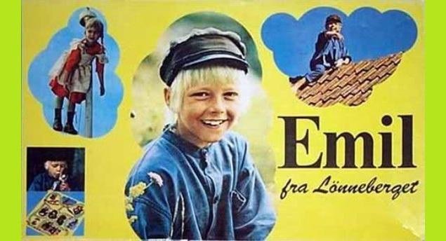 Amarcord – Emil, il ragazzo terribile che ha rallegrato la nostra infanzia