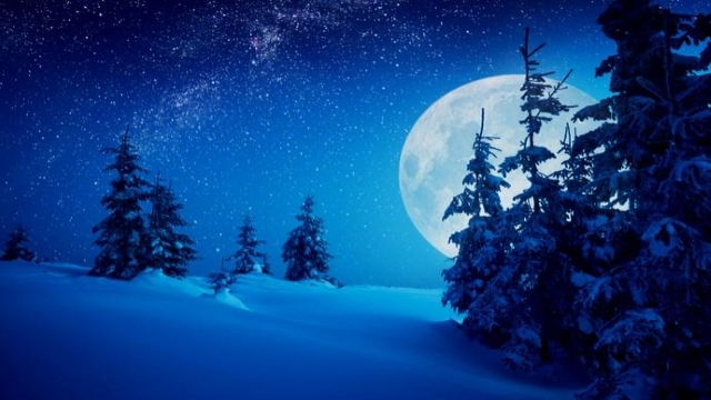 Dal cielo un altro grande spettacolo: la superluna del 19 febbraio, sarà la luna piena più grande e spettacolare del 2019…!