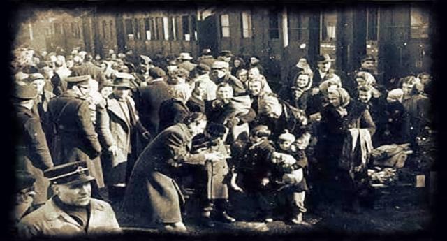 16 febbraio 1947 – Il treno della vergogna – Gli esuli Istriani accolti dai loro connazionali non solo senza un briciolo di solidarietà, ma con avversione, rancore e inaudita violenza.