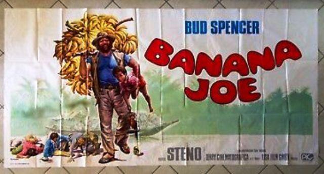 Un Cult: Banana Joe alle prese con la burocrazia…