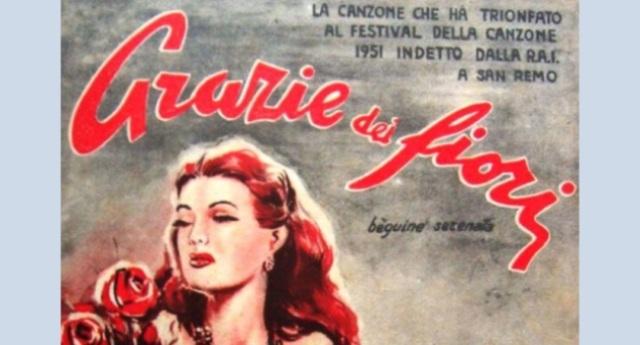 Amarcord – 29 gennaio 1951, il primo Festival di Sanremo – Da un semplice tentativo di rilancio turistico ad evento musicale entrato nel nostro costume – Amato o odiato, sempre messo in discussione, resta comunque un appuntamento fisso degli Italiani.